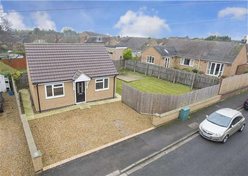 1 Bedroom Detached Bungalow for sale in Westhill Close, Kettering