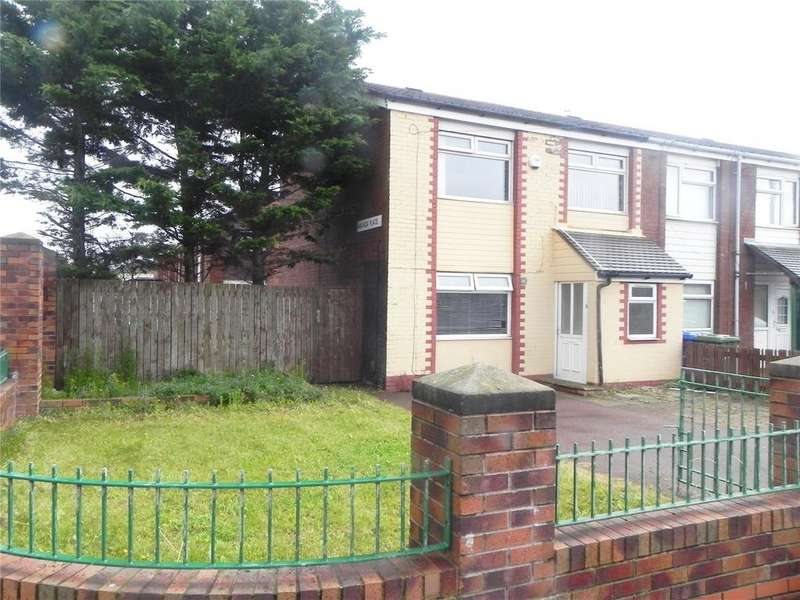 3 Bedrooms Semi Detached House for sale in Miranda Place, Bootle, L20
