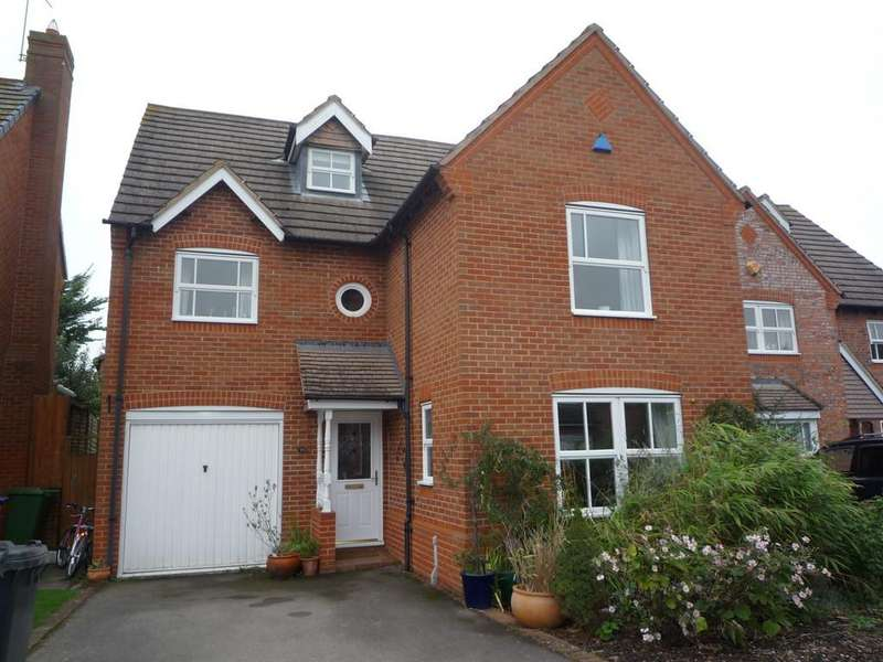 4 Bedrooms Detached House for sale in Hawthorn Way, Shipston-On-Stour