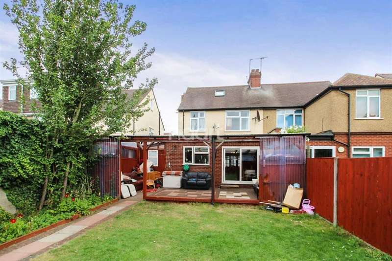 4 Bedrooms Semi Detached House for sale in St Annes