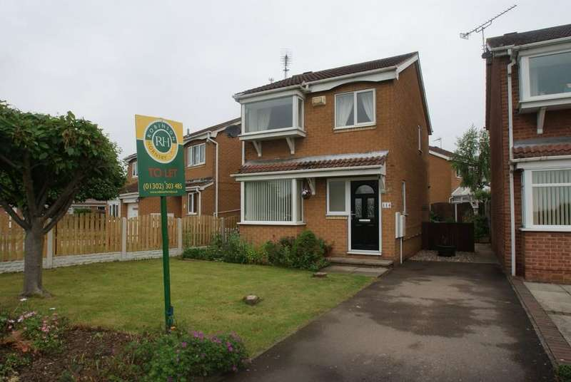 3 Bedrooms Detached House for sale in Cedar Road, Balby, Doncaster, DN4 9ET