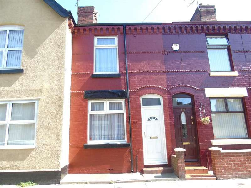 2 Bedrooms Terraced House for sale in Goodison Road, Walton, Liverpool, L4