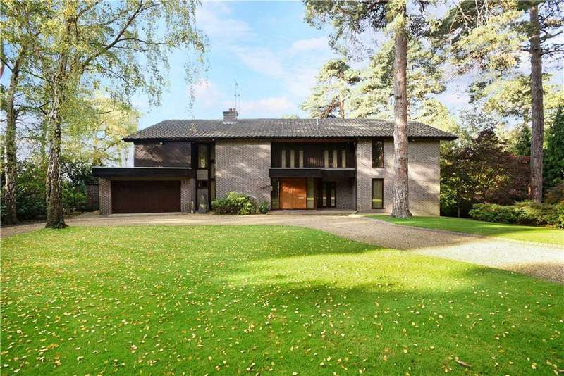 5 Bedrooms Plot Commercial for sale in Camp End Road, St George's Hill, Weybridge, Surrey, KT13