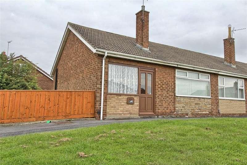 1 Bedroom Terraced Bungalow for sale in Ellerton Road, Hartburn