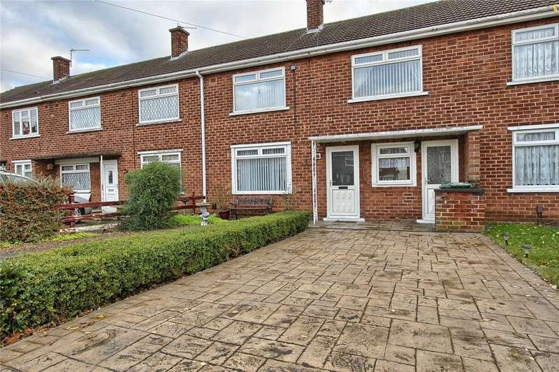 3 Bedrooms Terraced House for sale in Braemar Road, Billingham