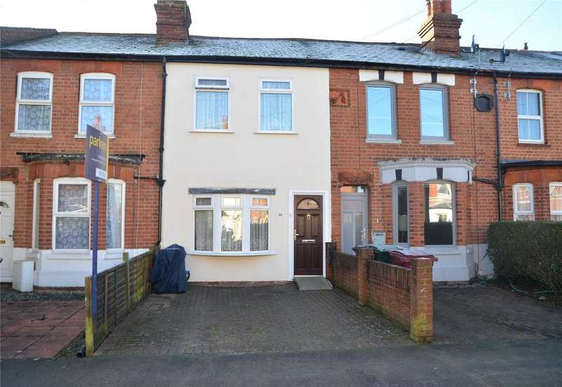 3 Bedrooms Terraced House for sale in Recreation Road, Tilehurst, Reading, Berkshire, RG30