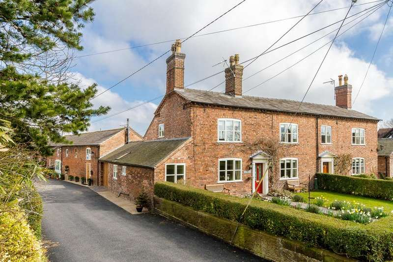 6 Bedrooms Semi Detached House for sale in Wrenbury, Cheshire