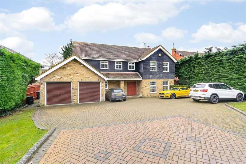 6 Bedrooms Detached House for sale in Fulmer Road, Gerrards Cross, Buckinghamshire