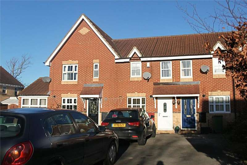 2 Bedrooms Terraced House for sale in Broomlee Close, Ingleby Barwick