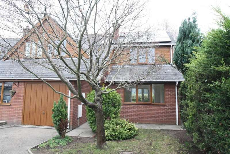 3 Bedrooms Semi Detached House for sale in Rockfield Road, Monmouth, Monmouthshire