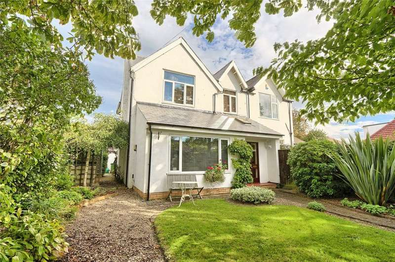 3 Bedrooms Semi Detached House for sale in The Avenue, Fairfield