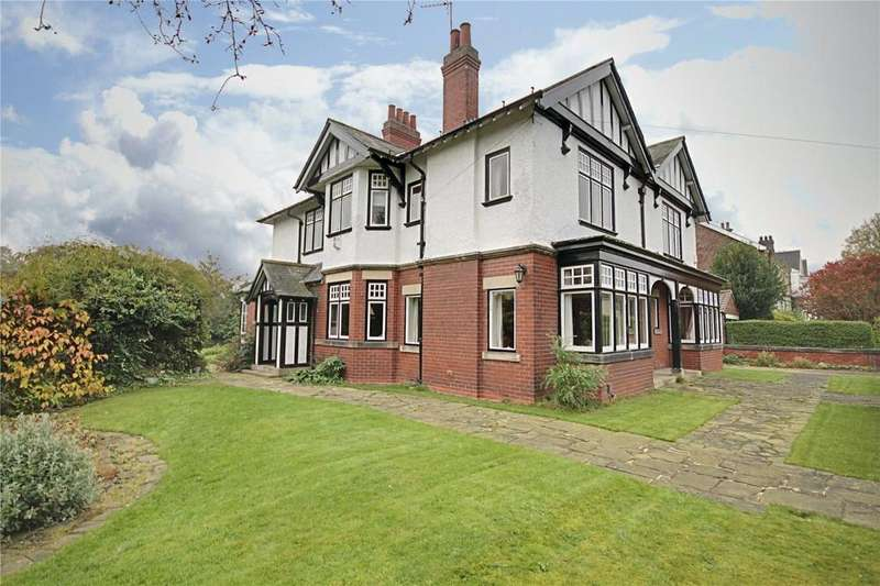 6 Bedrooms Detached House for sale in Ashville Avenue, Eaglescliffe