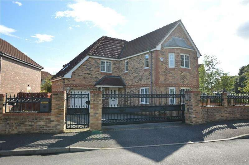 5 Bedrooms Detached House for sale in Juniper Avenue, Woodlesford, Leeds, West Yorkshire