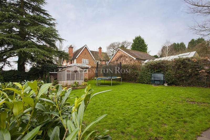 5 Bedrooms Detached House for sale in Goverton, Bleasby, Nottingham