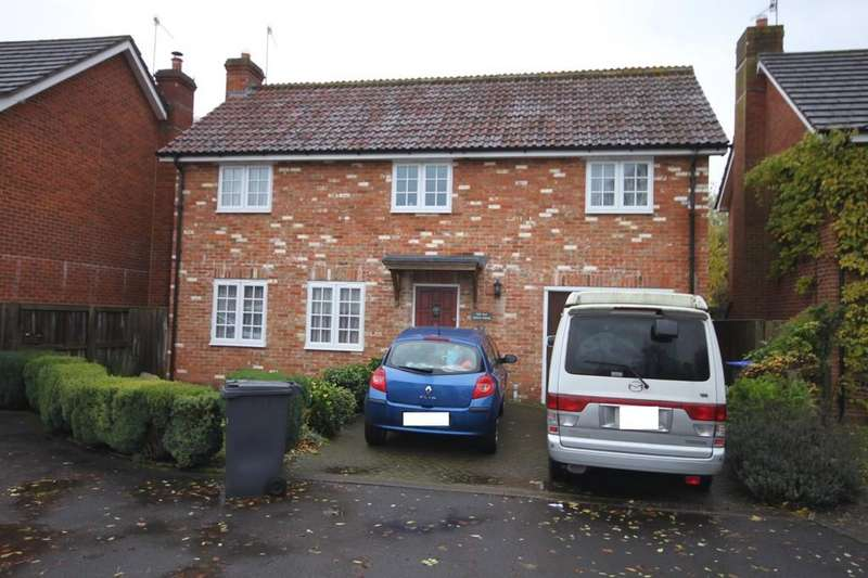 4 Bedrooms Detached House for sale in CATHERINE COURT, SHREWTON, WILTSHIRE