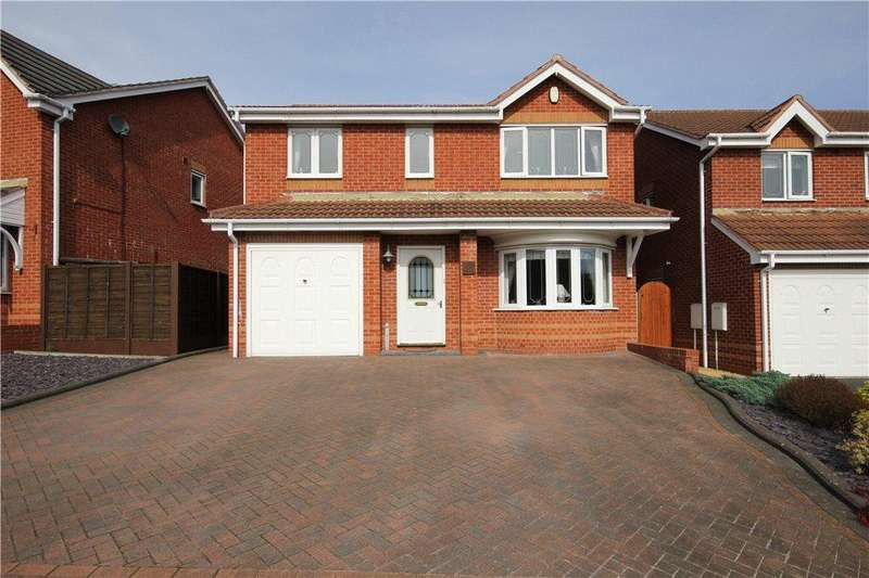 4 Bedrooms Detached House for sale in Ashton Park Drive, Brierley Hill, West Midlands, DY5