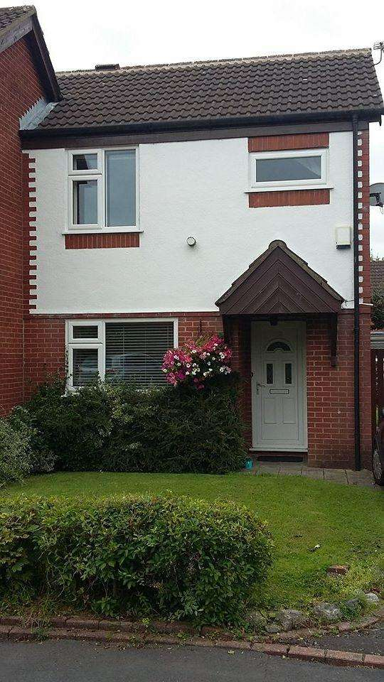 2 Bedrooms Semi Detached House for sale in Masonwood, Fulwood, Preston, PR2