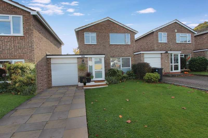 3 Bedrooms Link Detached House for sale in Purnells Way, Knowle