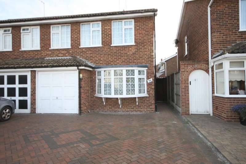 3 Bedrooms Semi Detached House for sale in Fairview Drive, Westcliff-on-Sea