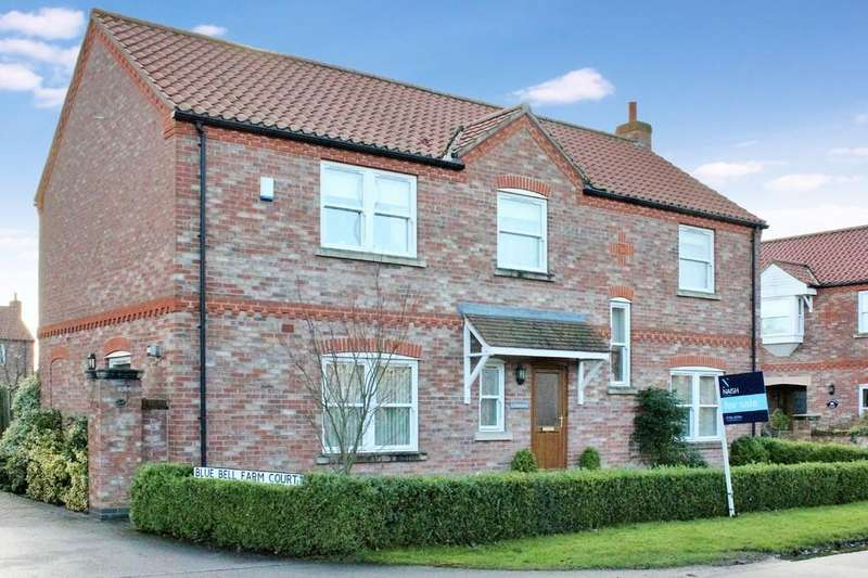 4 Bedrooms Detached House for sale in Main Street Skipwith York