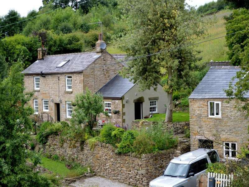 3 Bedrooms House for sale in Pear Tree Cottage, SK23