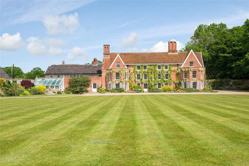 8 Bedrooms Unique Property for sale in Low Road, Wortham, Diss, Norfolk, IP22