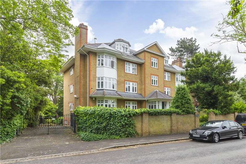 2 Bedrooms Flat for sale in Victoria Lodge, 34 Arterberry Road, Wimbledon, London, SW20