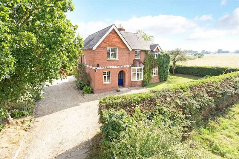 4 Bedrooms Unique Property for sale in Barkham, Wokingham, Berkshire, RG41