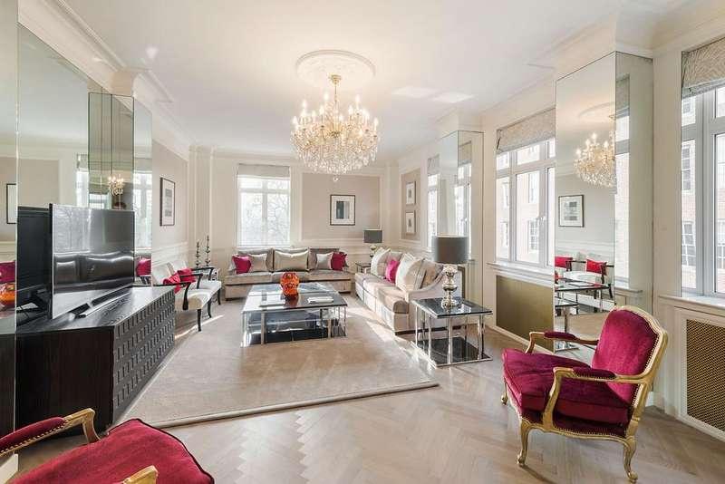 5 Bedrooms Flat for sale in Park Street, London. W1K