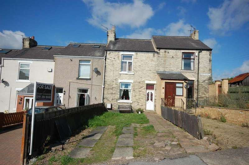 2 Bedrooms Terraced House for sale in Dale Street, Ushaw Moor, Durham, County Durham