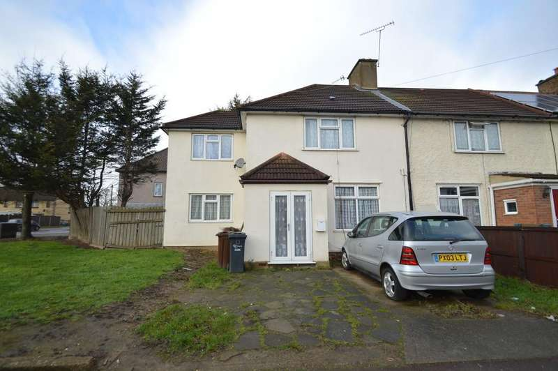 4 Bedrooms End Of Terrace House for sale in Treswell Road, Dagenham