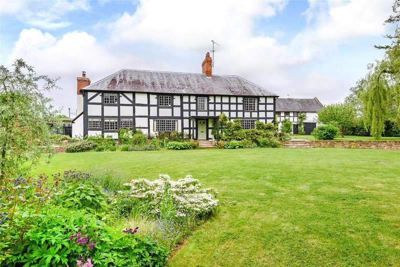 6 Bedrooms Detached House for sale in Middleton, Little Hereford, Ludlow, Herefordshire