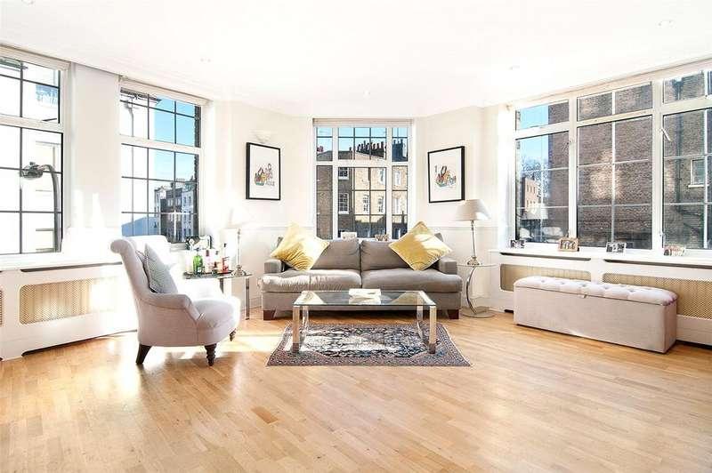 2 Bedrooms Flat for sale in Warren Street, Fitzrovia, London, W1T