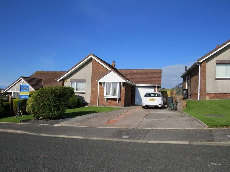 2 Bedrooms Detached Bungalow for sale in Heather Close, Whitehaven, Cumbria