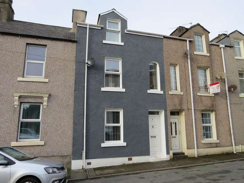 4 Bedrooms Terraced House for sale in The Crescent, Cleator Moor, Cumbria