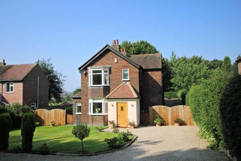 3 Bedrooms Detached House for sale in Prior Park Lane, Ashby-de-la-Zouch