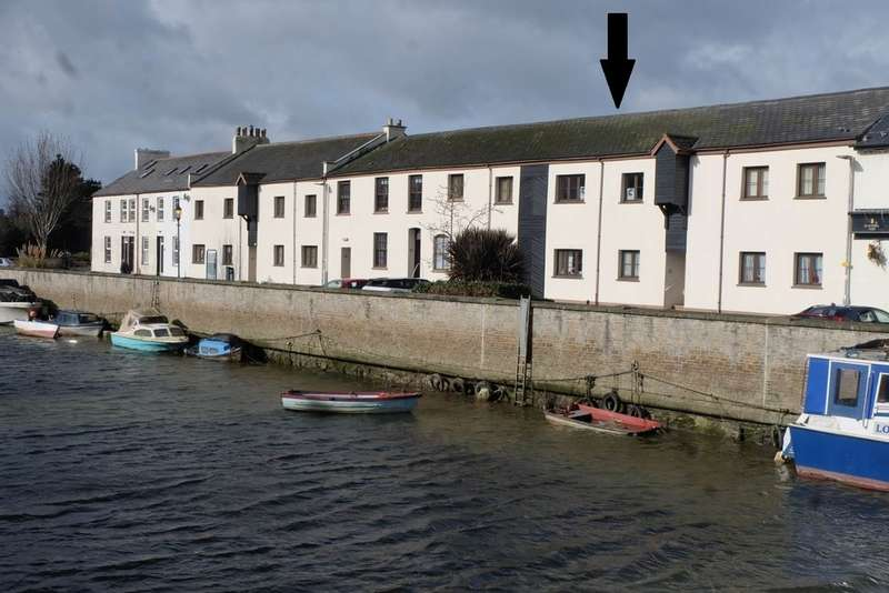 1 Bedroom Apartment Flat for sale in Rolle Quay