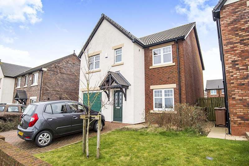4 Bedrooms Detached House for sale in Woodville Way, Whitehaven, CA28