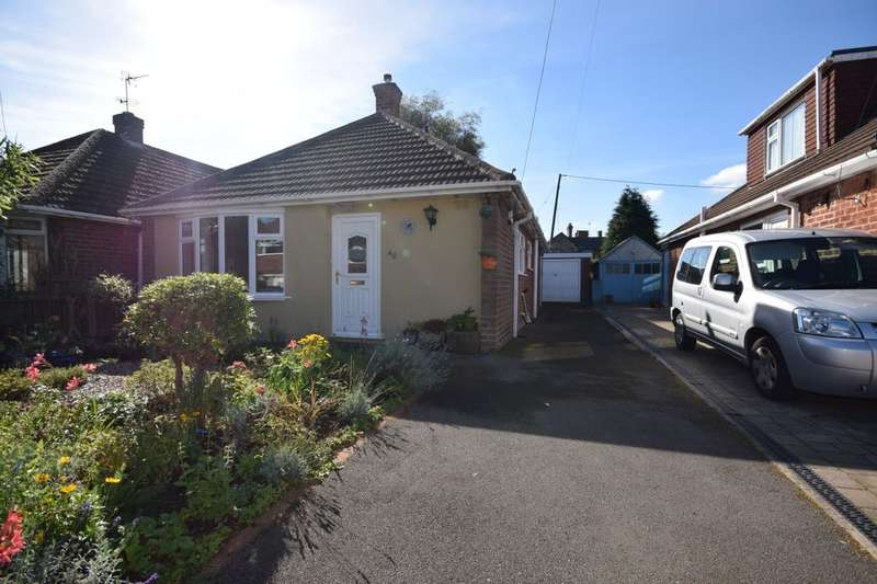 3 Bedrooms Detached Bungalow for sale in Harby Avenue, Sutton-In-Ashfield, NG17