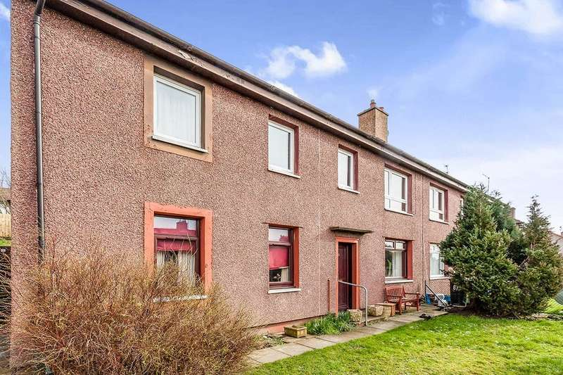 3 Bedrooms Flat for sale in Burnside Road, GOREBRIDGE, EH23