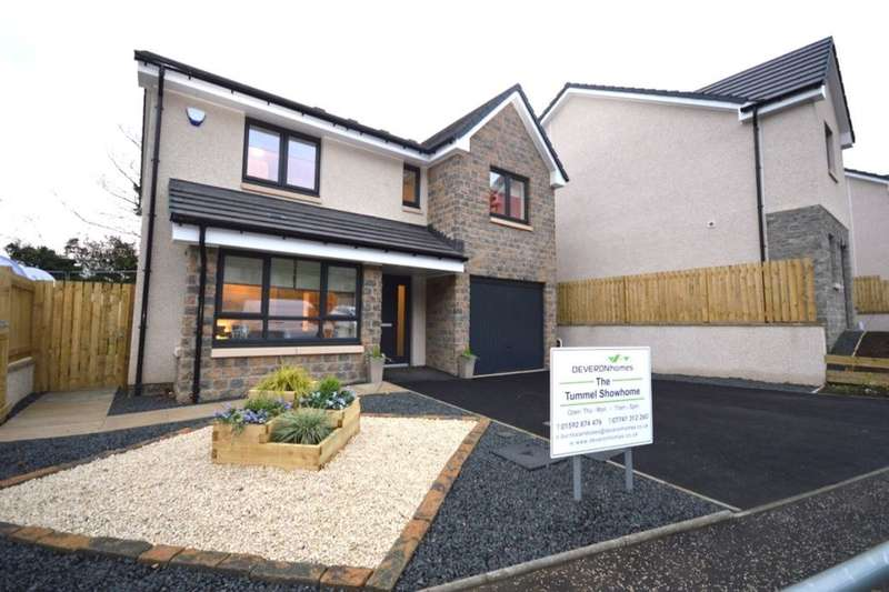 4 Bedrooms Detached House for sale in Lansdale Rise, Burntisland, KY3