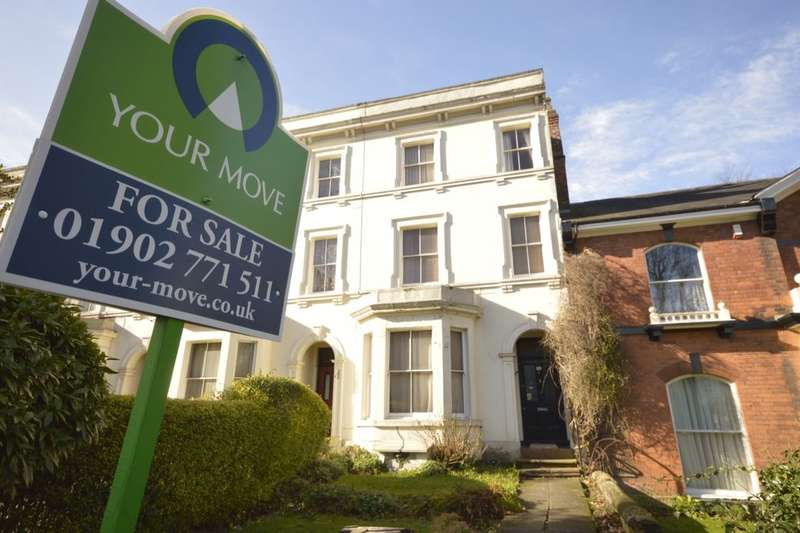 5 Bedrooms Property for sale in Summerfield Road, Wolverhampton, WV1