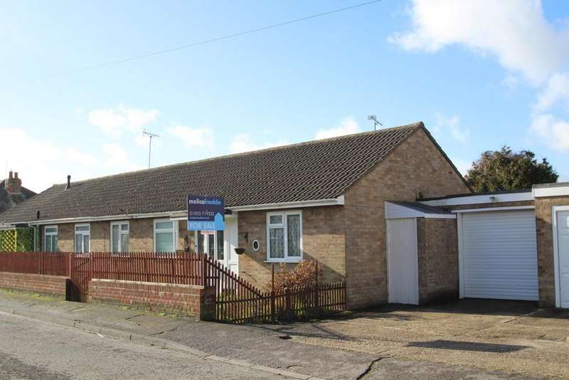 2 Bedrooms Semi Detached Bungalow for sale in Gladonian Road, Wick
