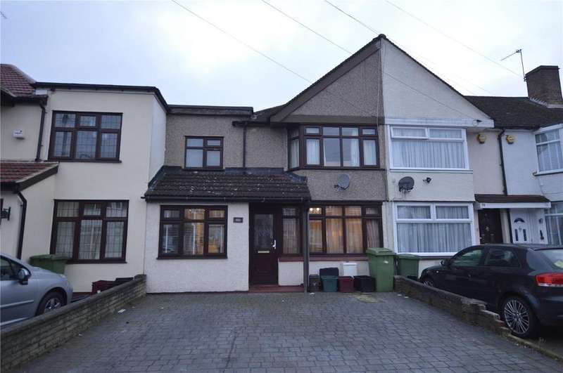 4 Bedrooms End Of Terrace House for sale in Ramillies Road, Sidcup, Kent, DA15