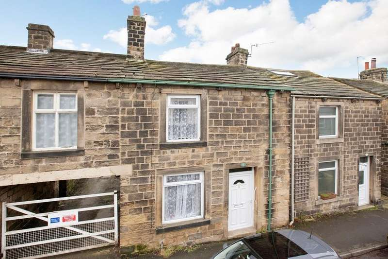 2 Bedrooms Terraced House for sale in Peel Place, Burley In Wharfedale