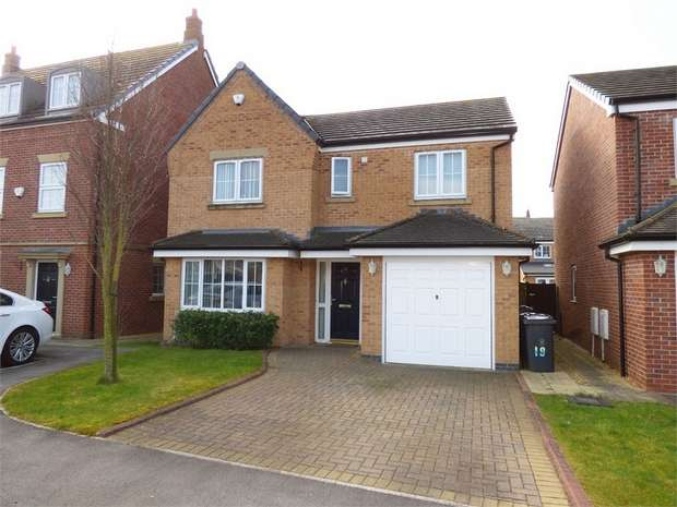 4 Bedrooms Detached House for sale in Otterstye View, Scarisbrick, Southport, Lancashire