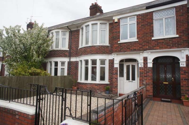 3 Bedrooms Terraced House for sale in St Helens Rd, Heath