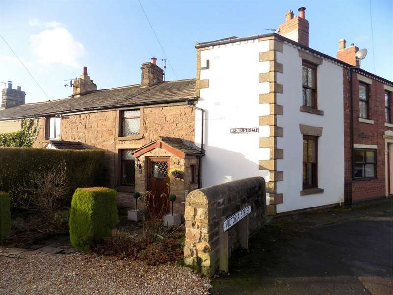 3 Bedrooms Cottage House for sale in Brook Street, Wheelton, Chorley, Lancashire