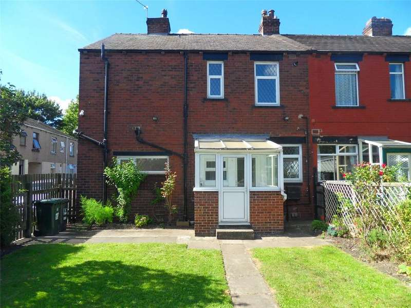 2 Bedrooms Terraced House for sale in William Street, Ravensthorpe, Dewsbury, West Yorkshire, WF13