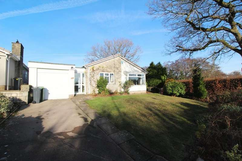 3 Bedrooms Detached Bungalow for sale in Hazel Tree Close, Radyr